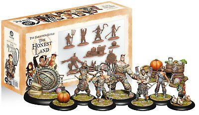 Steamforged Games - Guild Ball - The Farmer's Guild: The Honest Land