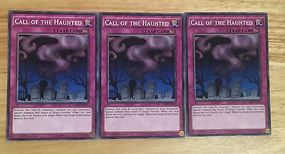 3 X Ldk2-Enj37 Call Of The Haunted 1St Ed Mint Playset