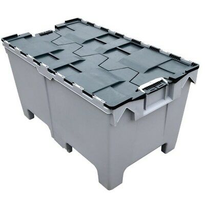 Giant Tote Box Storage Removal Crate Container 1000x575x540mm ALC 190Ltr 100kg