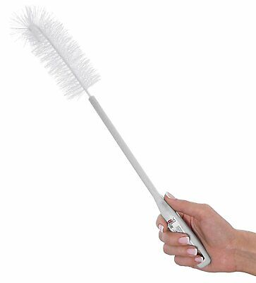 "KONEX 17"" Long Bottle Cleaning Scrubbing Brush"