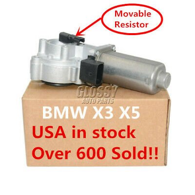 Brand new BMW X3 / X5 Transfer Case Shift Actuator Shift Motor 27107566296