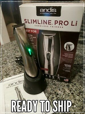 NEW  ANDIS SLIMLINE Pro Li Cordless Trimmer -  60.00  18677b79a83