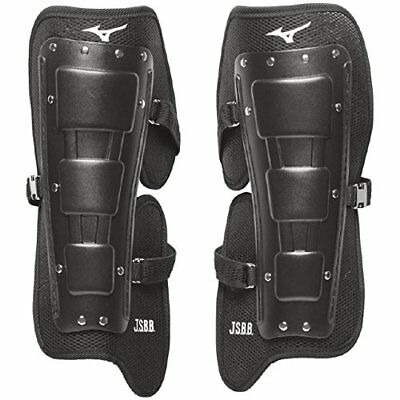 Mizuno Softball - Referee For Leg Guards 1Djlu12009 Black Japan New