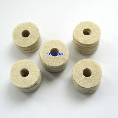 "50PCS # RD240261 Type""O"" WOOL gasket FELT PLATE for BARUDAN embroidery machine"