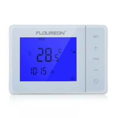 HY01WE White LCD Monitor Excelvan Digital Thermostat Backlight