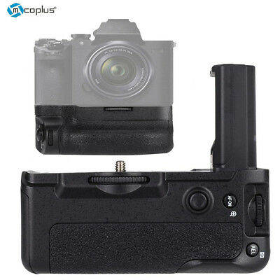 Mcoplus VG-C3EM Solid Camera Vertical Battery Grip Pack for Sony A9 A7R3 Cameras