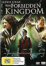 The Forbidden Kingdom (DVD) Jackie Chan - Jet Li - Action Martial Arts Movie