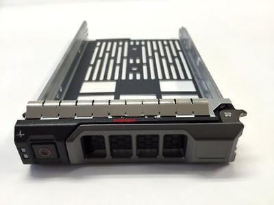"3.5"" Hard Drive HDD Tray Caddy F238F For Dell PowerEdge T310 T410 T320 T420 R310"