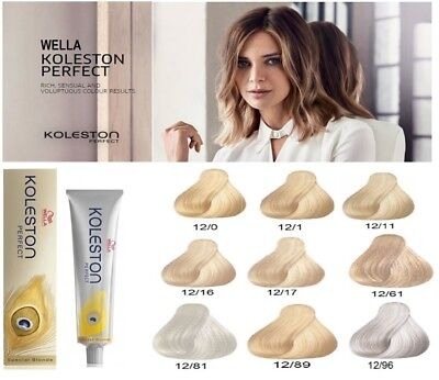 Wella Koleston Perfect Permanent  Hair Color Tint Dye - SPECIAL BLONDE - 60 ML