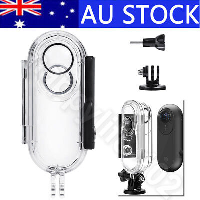 For Insta 360One Action Camera Waterproof 45m Protective Underwater Housing Case