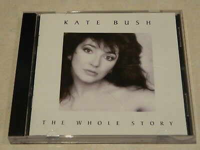 Kate Bush The Whole Story CD [Gold Disc Edition]