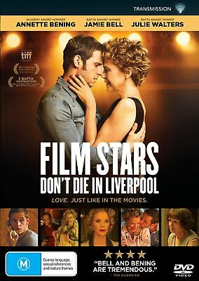 Film Stars Dont Die in Liverpool DVD Region 4 NEW