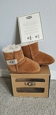 a24fccd2e38 UGG ERIN BABY Bootie Size Small Chestnut - $14.00 | PicClick