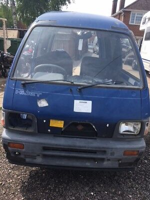 Daihatsu Hi Jet 1996  Only Done 18000 Miles Selling For Spares What You See