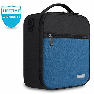 Amersun Lunch Bag with Firm Foil-BPA FREE,Original Reusable Insulated