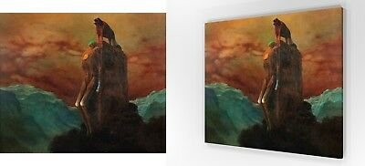 High quality Reproduction of Zdzislaw Beksinski/'s painting Print on canvas