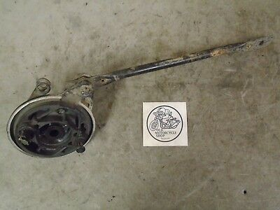 1980 Honda Xr200 Rear Drum Brake