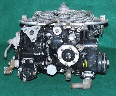 Stromberg Injection Carburetor Model  Pd12K2 (From Allison Engine)