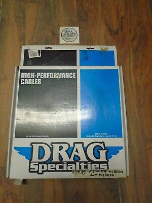 Drag Specialties Clutch Cable 0652-1402