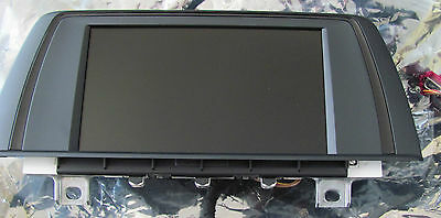 BMW monitor F30 Central information Display Screen Delivery miles only 9270393