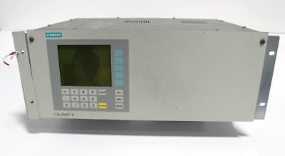 Siemens Calomat 6E Gas Analyzer, 7MB2521-1AA00-0AA1