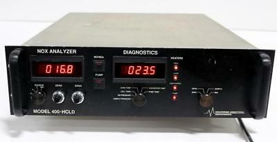 California Analytical Instruments 400-HCLD Gas Analyzer