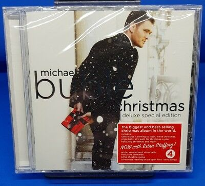 Michael Buble - Christmas - Deluxe Special Edition - CD - New & Sealed