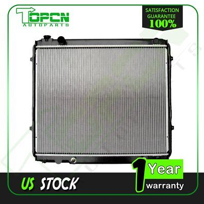 Replacement New Aluminum Radiator Fits Q2321 for Toyota Tundra with Warranty