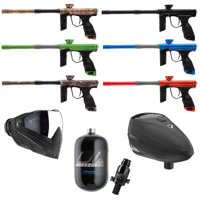 "Paintball SPARPAKET: Dye DSR Markierer ""Pro Set"""
