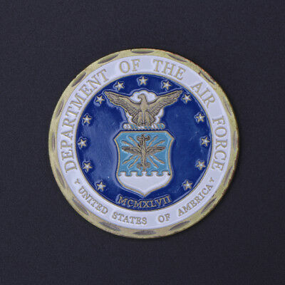 US American Air Force Tercel Commemorative Coin Collection Arts Gifts Souvenir