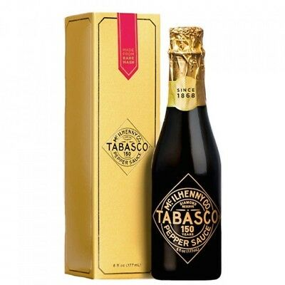TABASCO Diamond Reserve 150th aniversary red sauce limited edition