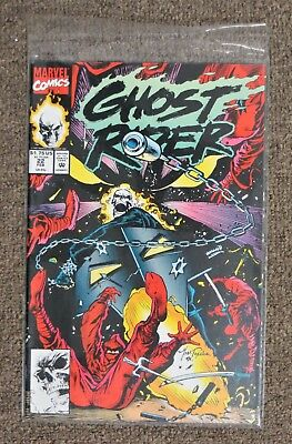 Ghost Rider #22 ~ Feb 1992 ~ Brand New, Mint Condition