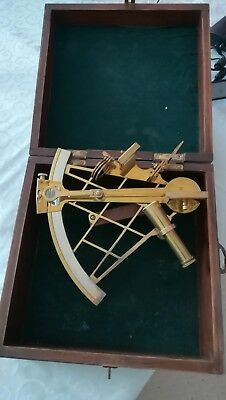 Sextant Messing COOKE LONDON