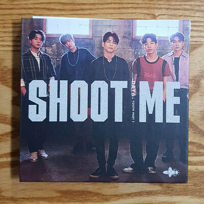 [Pre-Owned/ No Photocard] Day6 Youth Part1 Bullet Version - CD/ Booklet