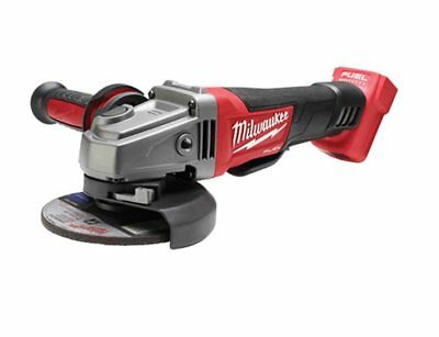 """Milwaukee M18 Fuel Brushless 125Mm 5"""" Grinder With Deadman Paddle Switch Skin"""