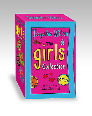 The Girls Collection by Jacqueline Wilson (Paperback, 2006)