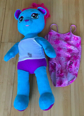 22 Build A Bear My Little Pony Unicorn With Swimming Costume Soft