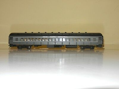 (01) Bachmann Spectrum Coach Car New York Central Ho Scale Brand New In Box