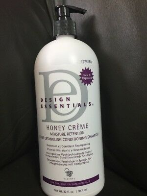 Design Essentials Honey Creme Moisture Retention Super Detangling