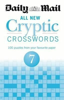 Daily Mail All New Cryptic Crosswords 7 (Paperback)