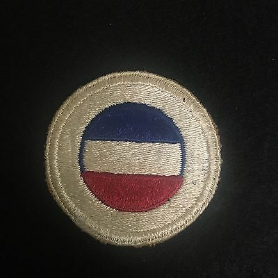 WWII GHQ Reserve Patch
