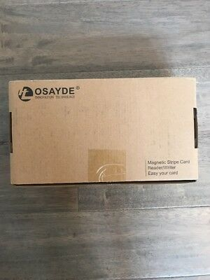 Osayde Magnetic Stripe Swipe Magstripe Credit Card Reader Writer Encoder