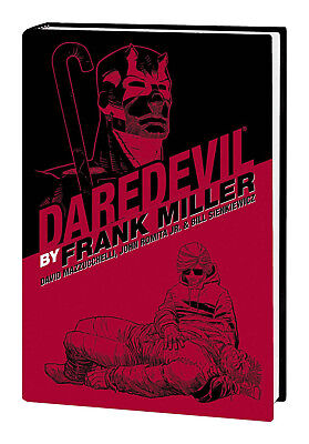 DAREDEVIL BY FRANK MILLER OMNIBUS COMPANION HC New