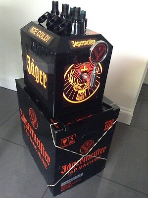 REDUCED....Jagermeister Tap Chilling/Dispensing Machine...REDUCED