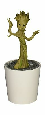 Guardians of the Galaxy Vol.1 Baby Groot Figure In a Pot Money Bank 10 inch