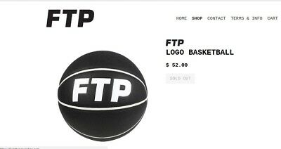FTP Logo basketball