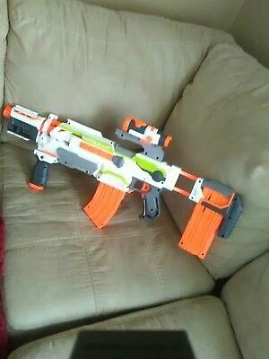 Nerf N-Strike Modulus ECS-10 Blaster *PARTS ONLY*