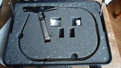 Optim FS-100 Fiberscope w/ Fitted Hard Case
