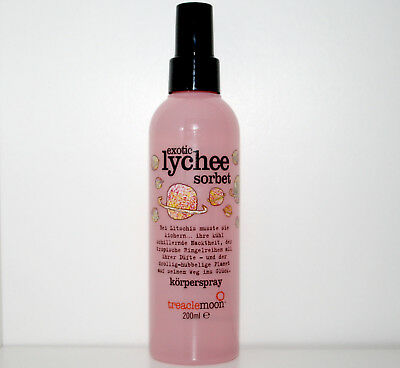 Treaclemoon Exotic Lychee Sorbet | Body Spray / Körperspray 200ml