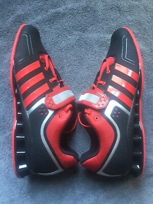 newest 146ee fb08d Adidas Adipower Weightlift (M21865) Weightlifting Shoes Mens Size 15 MSRP  200